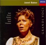 Purcell, Bach, Cavalli, Rameau...