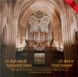 JS Bach et l'école française orgues de la cathédrale de Sens