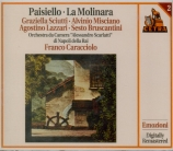PAISIELLO - Caracciolo - La molinara (RAI Naples, 1959) RAI Naples, 1959