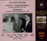 Wiener Staatsoper Live Vol.15 : 1933-1941