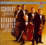 SCHUBERT - Borodin Quartet - Quintette à cordes à deux violoncelles en d