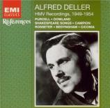 HMV Recordings 1949-1954