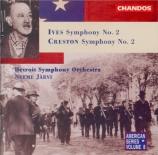 IVES - Järvi - Symphonie n°2