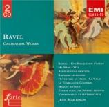 RAVEL - Martinon - Boléro, ballet pour orchestre en do majeur