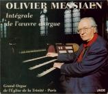Intégrale de l'oeuvre d'orgue