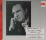 CHOSTAKOVITCH - Konwitschny - Symphonie n°10 op.93