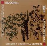 Encore ! : Oeuvres de Sarasate, Kalinnikov, Rimsky-Korsakov,