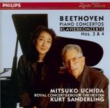 BEETHOVEN - Uchida - Concerto pour piano n°3 en ut mineur op.37