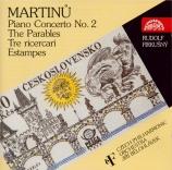 MARTINU - Belohlavek - Concerto pour piano n°2 H.237