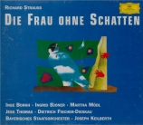 STRAUSS - Keilberth - Die Frau ohne Schatten (La femme sans ombre), opér