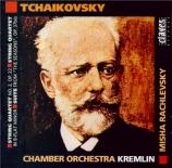 TCHAIKOVSKY - Rachlevsky - Quatuor à cordes n°2 en fa majeur op.22