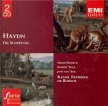 HAYDN - Frühbeck de Bur - Die Schöpfung (La création), oratorio pour sol