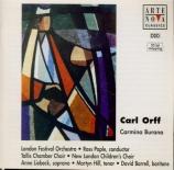ORFF - Pople - Carmina Burana