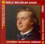 GADE - Rachlevsky - Novelettes op.53