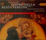 MONTEVERDI - Parrott - Vespro della beata Vergine (1610)