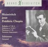 Moiseivitch joue Frédéric Chopin