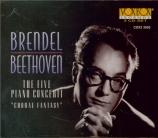 BEETHOVEN - Brendel - Fantaisie chorale, pour piano, chœur et orchestre
