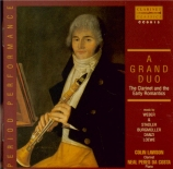 A Grand Duo The Clarinet and the Early Romantics
