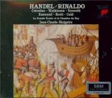 HAENDEL - Malgoire - Rinaldo, opéra en 3 actes HWV.7