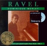 Oeuvre pour piano solo Vol.1