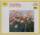 CHOPIN - Luisada - Mazurka pour piano n°24 en do majeur op.33 n°3