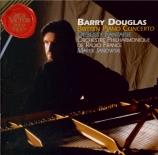 BRITTEN - Douglas - Concerto pour piano op.13