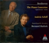 BEETHOVEN - Schiff - Sonate pour piano n°23 op.57 'Appassionata'