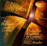 BERIO - Bender - Rendering per orchestra