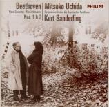 BEETHOVEN - Uchida - Concerto pour piano n°1 en ut majeur op.15