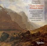 MACKENZIE - Stewart - Concerto pour violon op.32