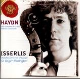 HAYDN - Isserlis - Concerto pour violoncelle et orchestre n°1 en do maje