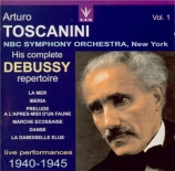 His Complete Debussy Repertoire