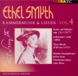 Musique de chambre et Lieder  vol.4