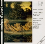 PURCELL - Deller - The Fairy Queen, semi-opéra Z.629