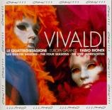 VIVALDI - Biondi - Concerto pour violon, cordes et b.c. en mi majeur op