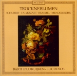 Trockne Blumen Flute music from the first half of the 19th Century