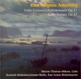 ATTERBERG - Thomas-Mifune - Sonate pour violoncelle et piano op.27
