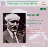 BRAHMS - Toscanini - Symphonie n°1 pour orchestre en do mineur op.68