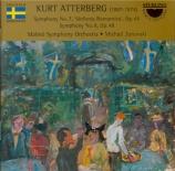 ATTERBERG - Jurowski - Symphonie n°7 op.45