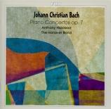 BACH - Halstead - Six concertos pour clavier op.7