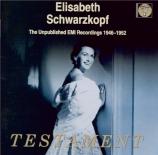 The Unpublished EMI Recordings 1946-52