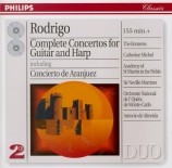 Complete Concertos for Guitar and Harp