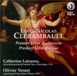 CLERAMBAULT - Latzarus - Livre premier de pièces de clavecin