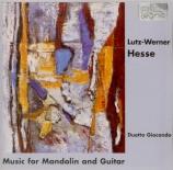Music pour mandoline & guitare