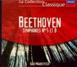 BEETHOVEN - Markevitch - Symphonie n°5 op.67