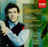 Airs d'opérettes - Operetta Arias