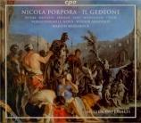 PORPORA - Haselböck - Il Gedeone