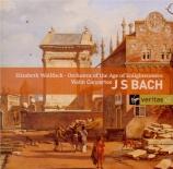 BACH - Wallfisch - Concerto pour violon en la mineur BWV.1041