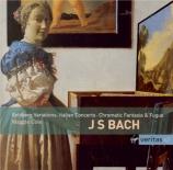 BACH - Cole - Variations Goldberg, pour clavier BWV.988