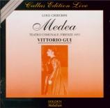 CHERUBINI - Gui - Medea (version italienne) (Live Firenze, 1953) Live Firenze, 1953
